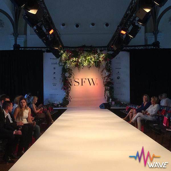Fashion Week AGENCE IDEALICE / L'aubette Strasbourg