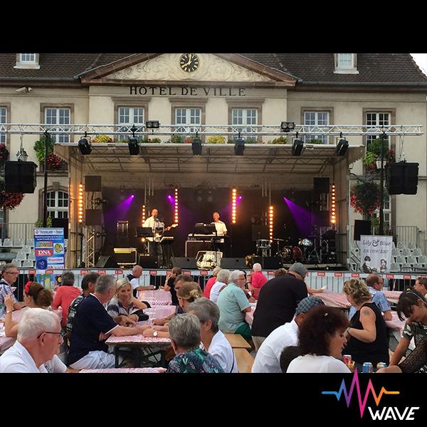 Festival du sucre - Wave-event